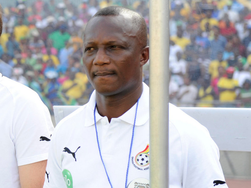 Kwesi Appiah's future with Ghana has come into question in recent days