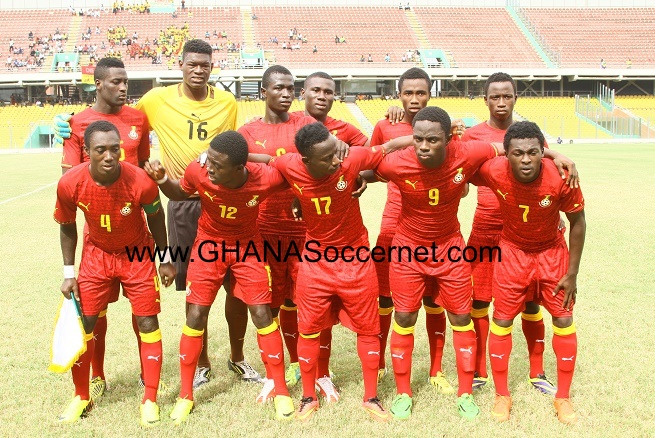 Ghana U20 team