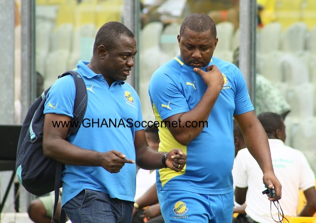 Ghana drew goalless with Gabon.