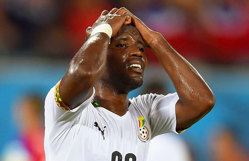 Ghana made a first round exit from the 2014 World Cup