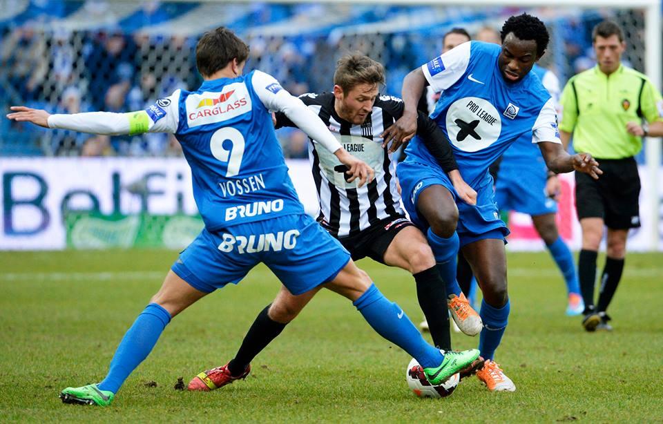 Ghana midfielder Kumordzi gets a new coach at Racing Genk