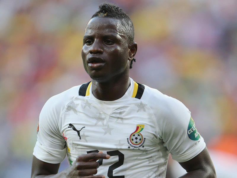 Ghana midfielder Wakaso Mubarak won't play in the Uefa Champions League with Celtic