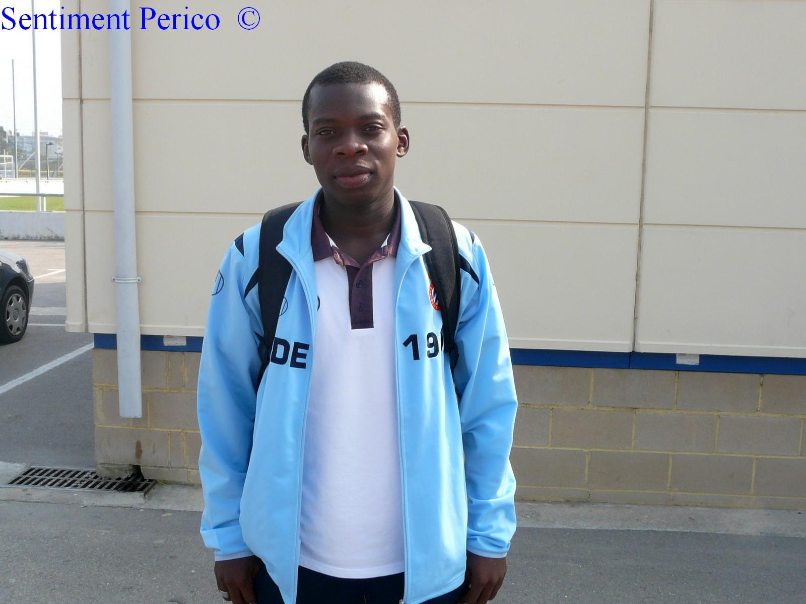 Ghana youth midfielder Paul Quaye has signed for Malaga