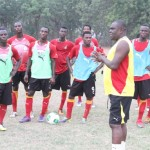 Ghana U20 assistant coach Preko confident of qualification despite Himalayan task at Gabon