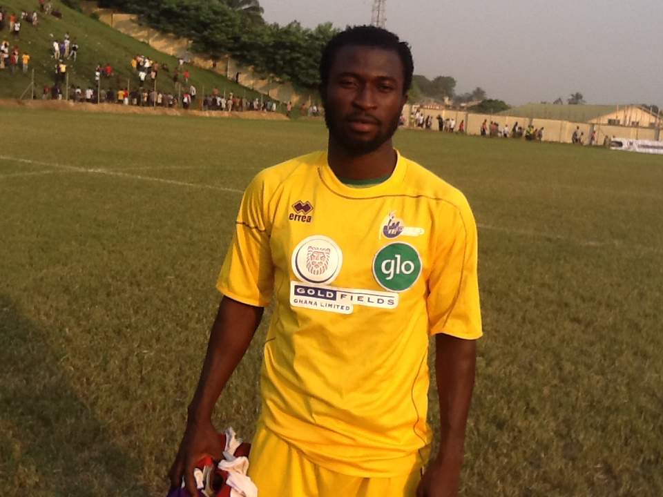 In-form Godbless Asamoah will try out with El Gouna this week