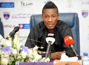 Asamoah Gyan will visit Malawi later in August