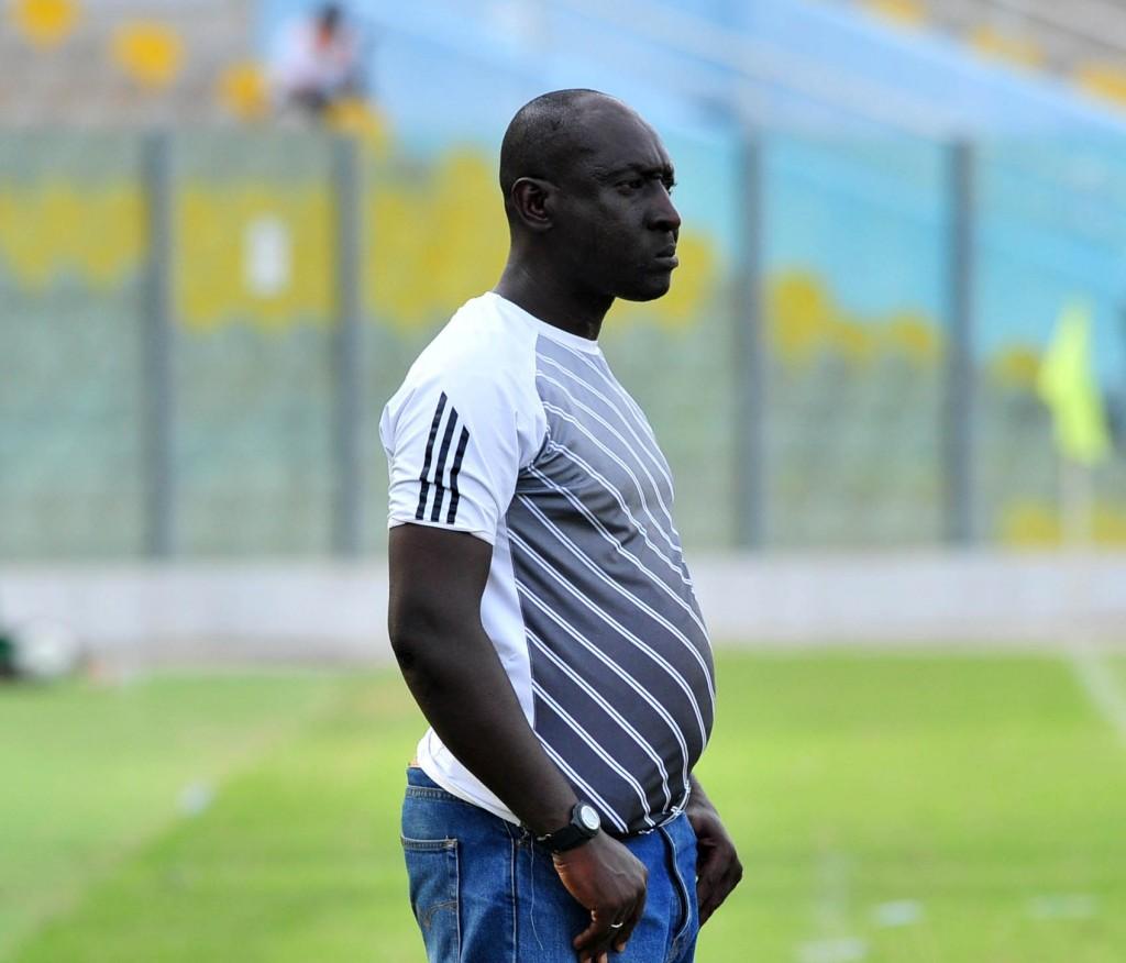 Heart of Lions coach Yusif Abubakar