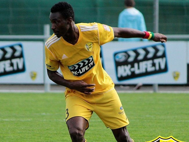 Hearts of Oak are close to signing Liberty Professionals defender Nelson