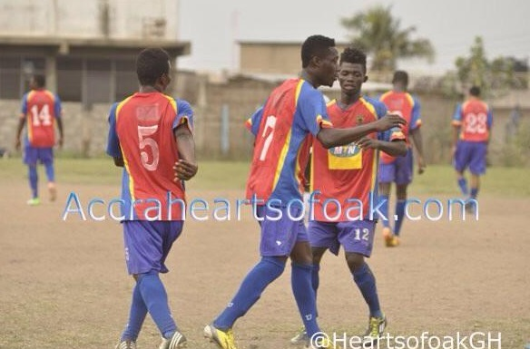 Hearts of Oak drew with mighty Jets