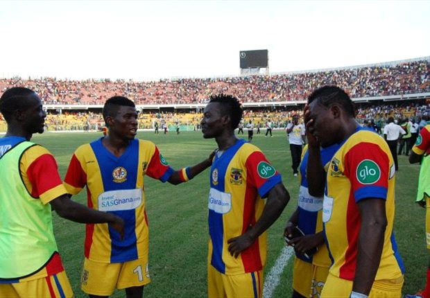 Hearts of Oak recorded a 1-0 defeat against Lions
