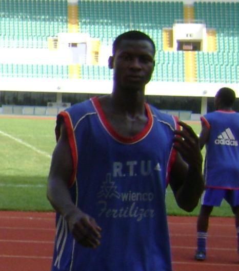 Hearts to confirm Atia Sumaila signing