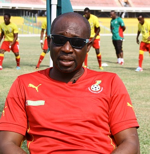 Ghana U20 management committee chairman George Afriyie