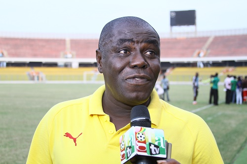 Coach Sellas Tetteh confident of a 'refined' Ghana U20 team in African Cup qualifier against Gabon
