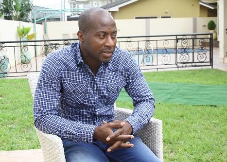Ex Ghana striker Ibrahim Tanko