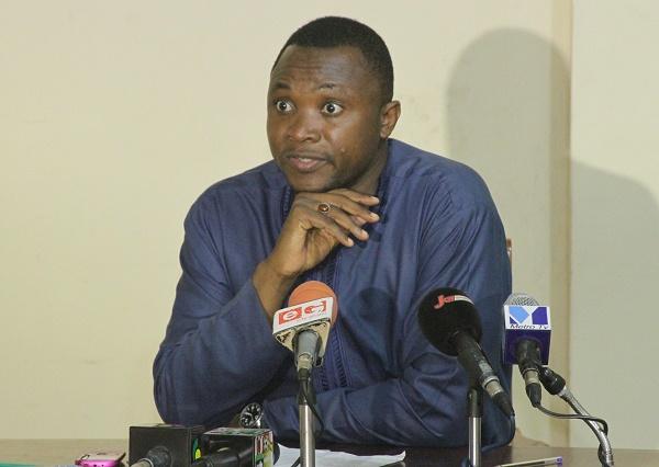 Ghana FA spokesman Ibrahim Sannie Daara