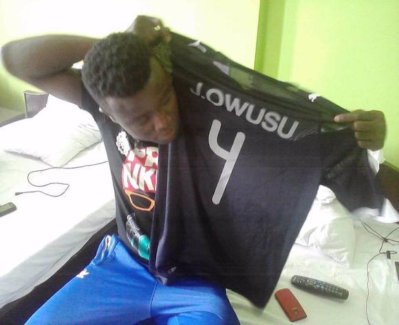 Owusu Jackson