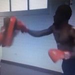 VIDEO: Recuperating Ghana defender Jerry Akaminko in a heated boxing gym session