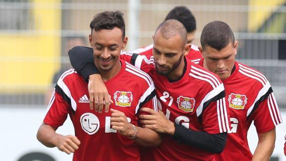 Karim Bellarabi dominated the headlines among Ghanaian players abroad