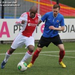 Ghanaian youth attacker Kenneth Danso scores to propel Ajax II in Dutch Cup