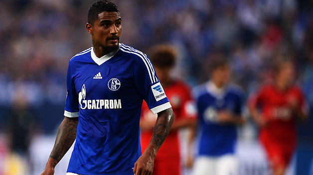 Kevin-Prince Boateng linked with Schalke exit