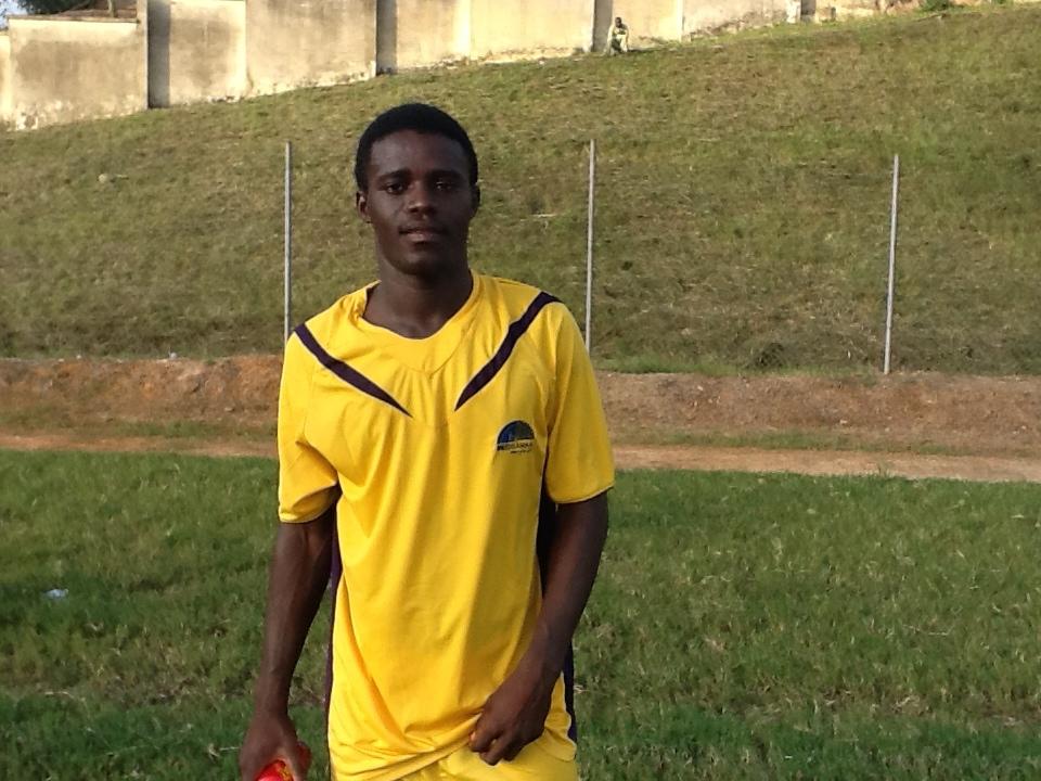 Kwame Boahene