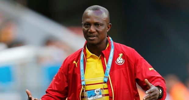 Kwesi Appiah bags $25,000 net salary in new Black Stars deal