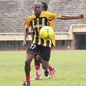 Simeon Masaba has been one of Uganda's key players