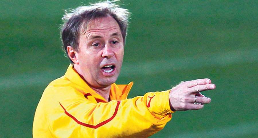 Milovan Rajevac: I'd have been crazy to turn down Algeria
