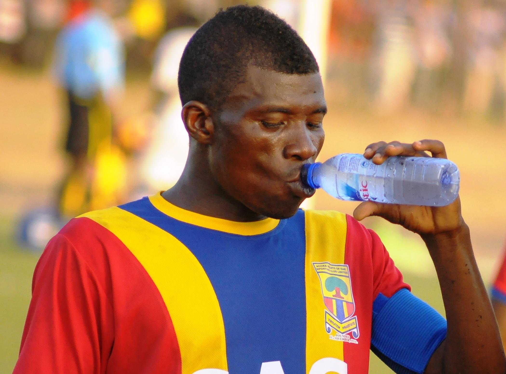 Moro Abubakar could remain at Hearts of Oak
