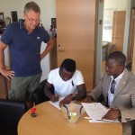 EXCLUSIVE: Bechem United's Augustine Okrah finalizes loan move to Swedish side Hacken