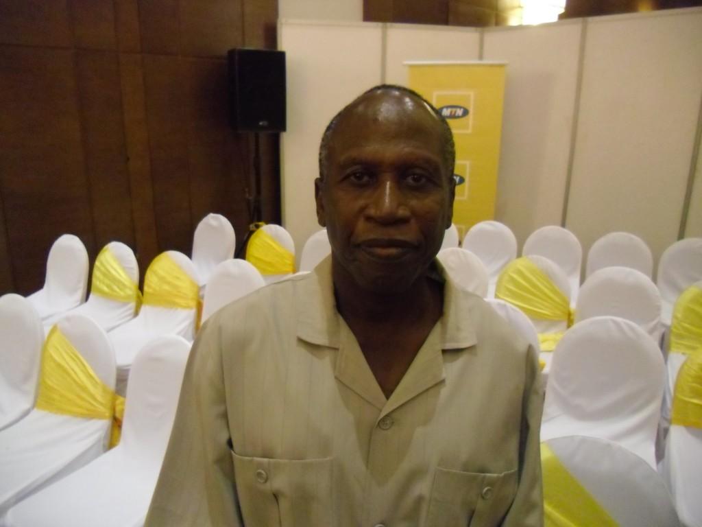 Reverend Osei Kofi