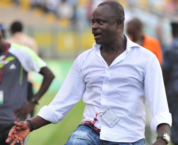 Prince Owusu has named his backroom staff