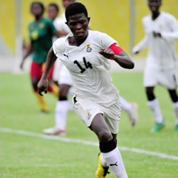 2018 WAFU Cup: Black Queens captain Priscilla Okyere relishing tough test against Burkina Faso after Niger thumping