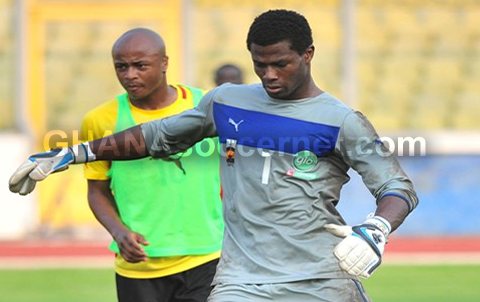 Razak Brimah thrilled with Black Stars return ahead of 2015 AFCON double-header
