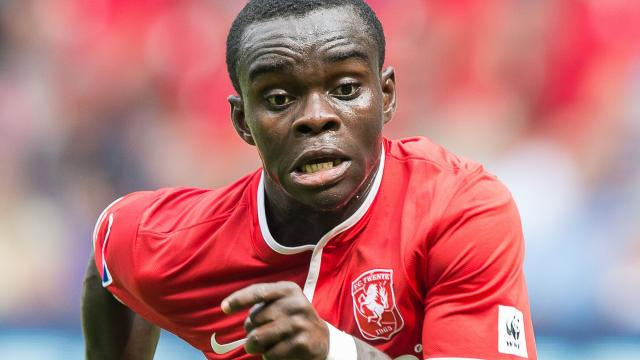 Shadrach Eghan played for FC Twente