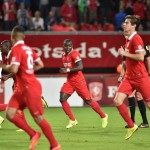 VIDEO: Ghana starlet Eghan strikes equaliser for Twente on injury return