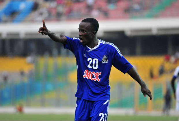 Solomon Asante recalled to Black Stars