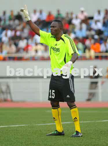 Inter Allies sign Togo international goalkeeper Koami N'Souhoho Mensah