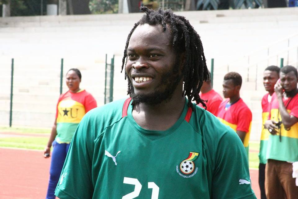 Yahaya Mohammed courted the anger of his teammate at former club Kotoko