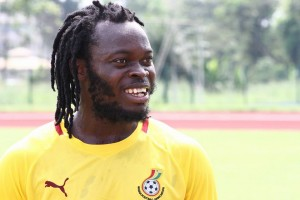 Yahaya Mohammed is in Egypt