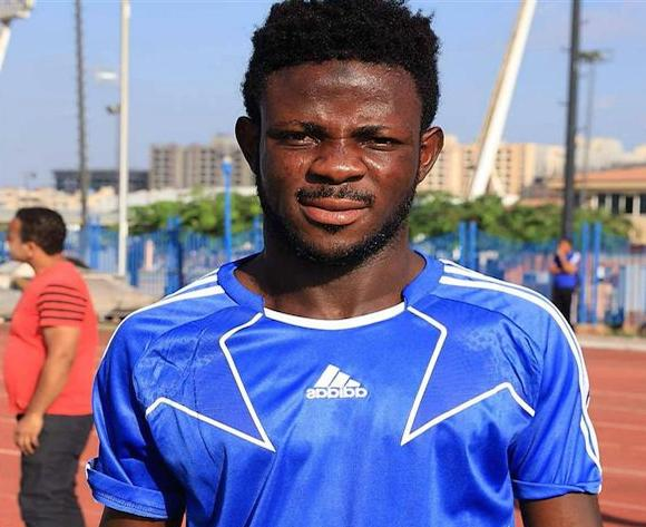 Abdul Aziz Yusif has been training with FC Smouha