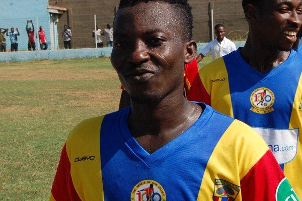 Kofi Abanga will stay with Hearts of Oak next season