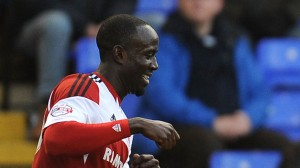 English side Middlesbrough have turned down a £3million bid from their second tier Nottingham Forest for Ghana international winger Albert Adomah.