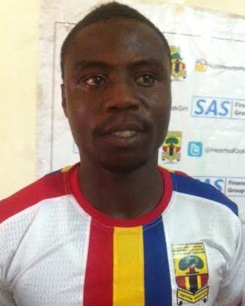 Hearts striker Ezekiel Tetteh eyes goal king race for next season
