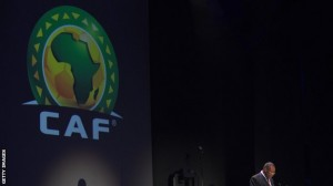 CAF has stated that some countries have been banned from hosting matches because of Ebola