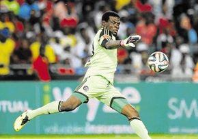 Chippa goalkeeper Fatau Dauda and coach Papic still waiting on SA work permits