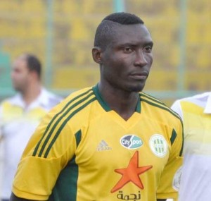 Cameroonian player dies in Algeria league match after being hit by projectile