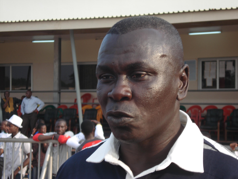 BA United coach Frimpong Manso