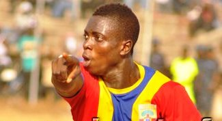 German giants Borussia Dortmund are seeking to sign Accra Hearts of Oak prodigy Eric Kumi after watching the exploits of the teenage striker.