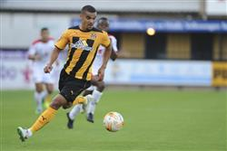 Ghanaian striker Kwesi Appiah's goal was not enough as English side Cambridge United went down 2-1 in their Sky Bet League Two encounter at Portsmouth on Saturday.